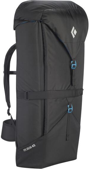 Black Diamond Pipe Dream 45 Climbing-Backpack Black